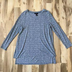 Style & Co Lightweight Sweater XL Green NWOT Soft